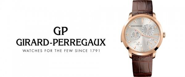 GIRARD-PERREGAUX 1966 RÉPÉTITION MINUTES, CALENDRIER ANNUEL & EQUATION DU TEMPS