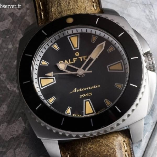 Ralf Tech WRX V 1963 Automatic Day