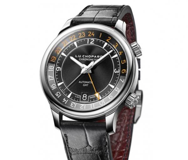Chopard L.U.C. GMT One : voyage en business class