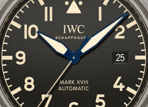 IWC Mark XVIII Heritage : on craque !
