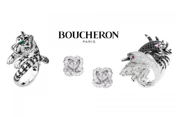 Collection Boucheron Animaux