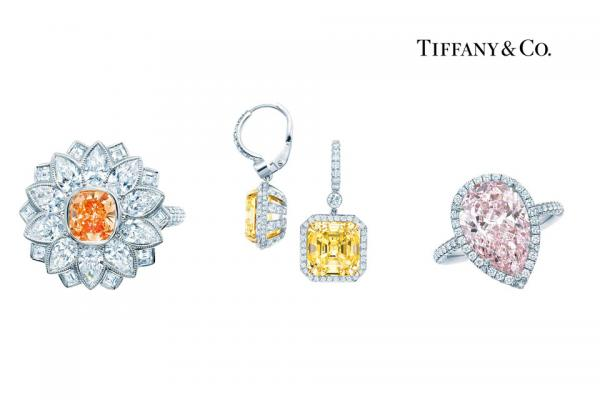 Colors of Wonder, Collection de Tiffany & Co