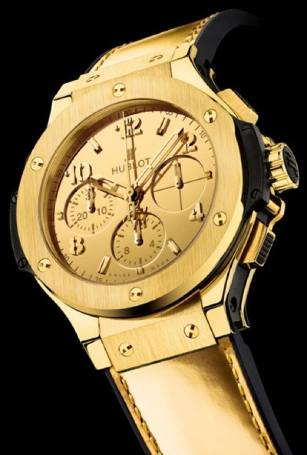 HUBLOT BIG BANG ZEGG & CERLATI YELLOW GOLD