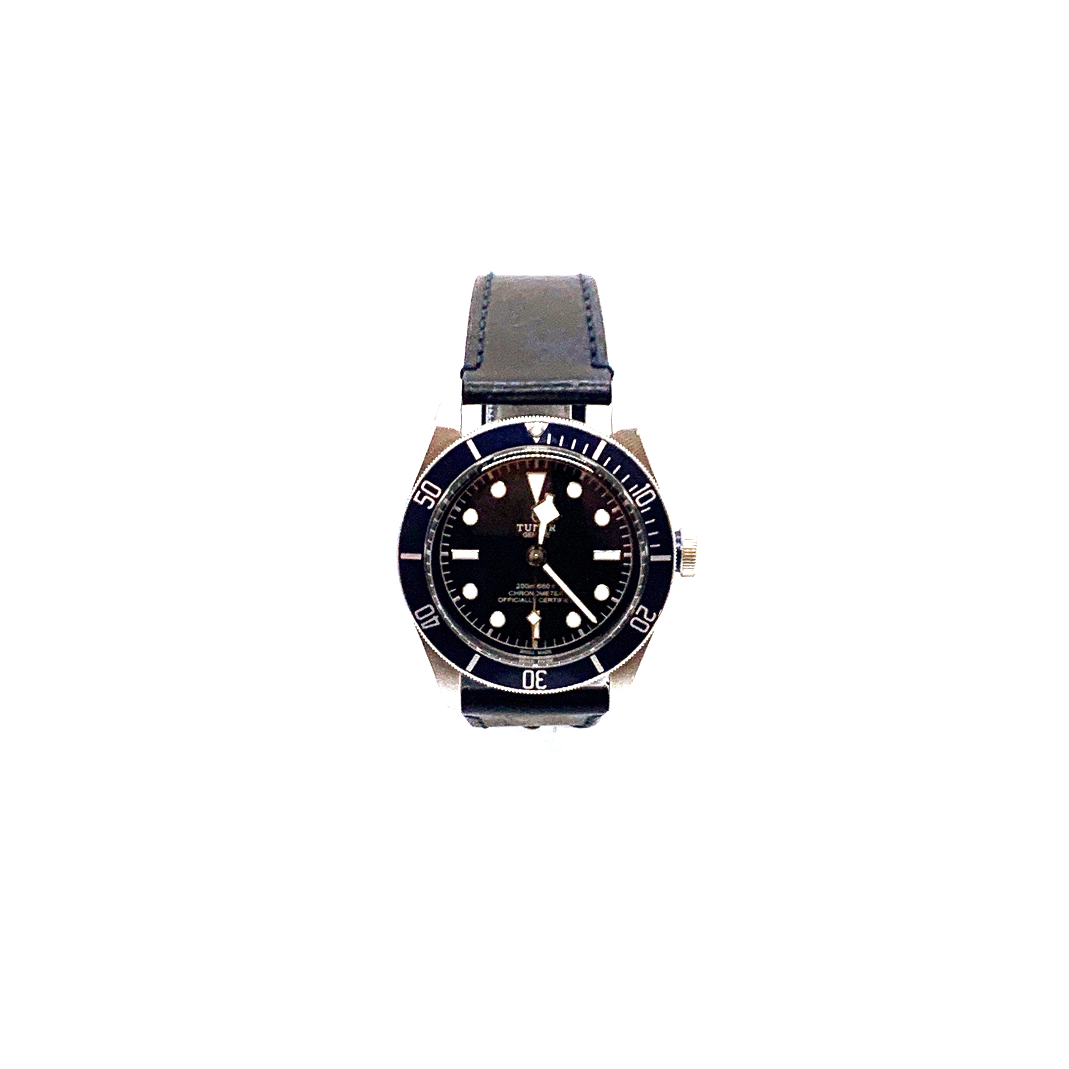 Tudor Heritage Black Bay Blue // 79230B