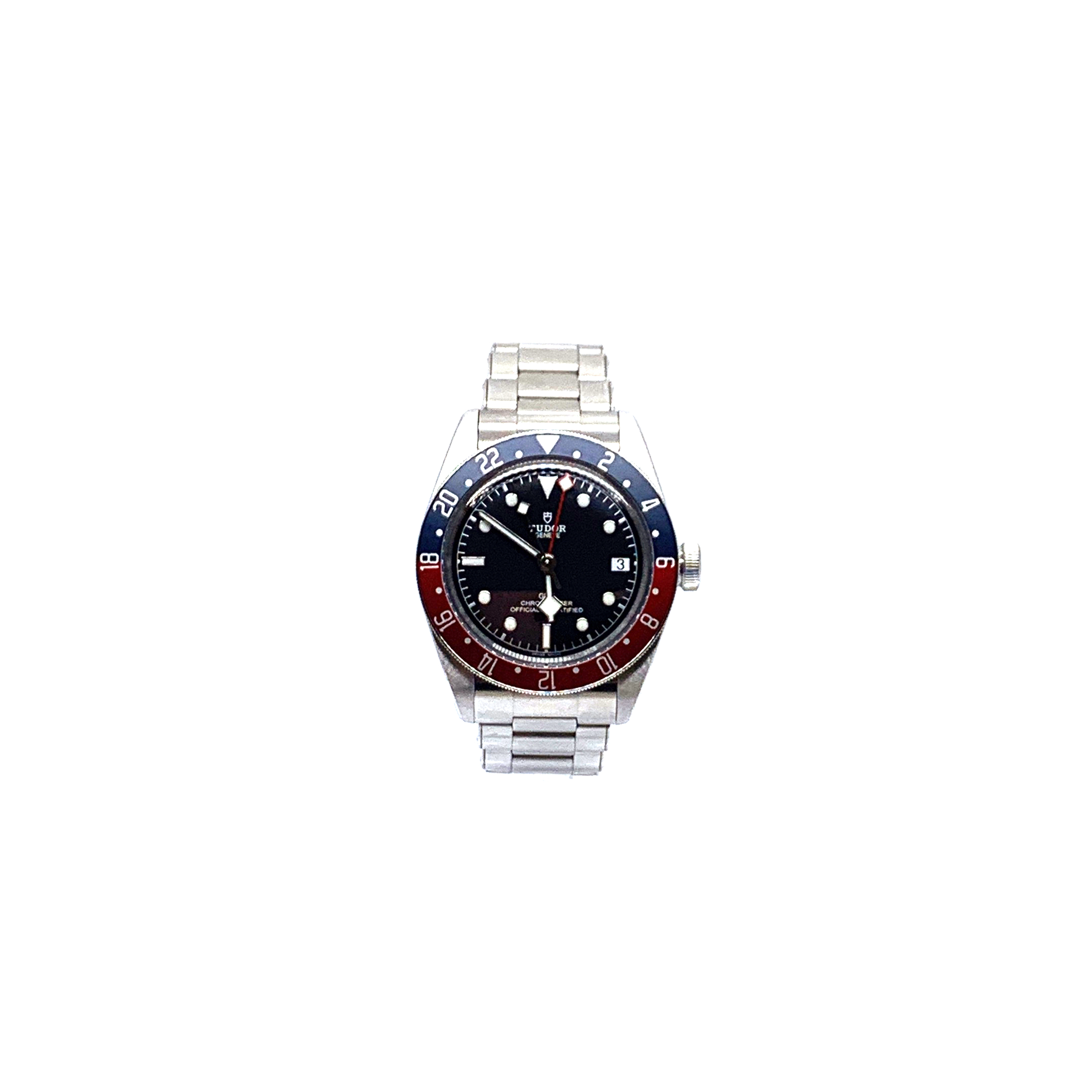 Tudor Black Bay GMT // 79830RB